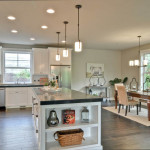 Staged Home Kitchen