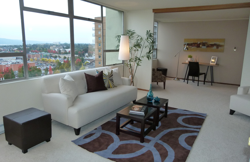 Portland Oregon, Home Staging, home stagers, home style experts, staged home example