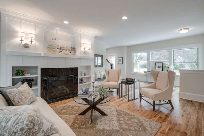 Hazelfern imagine stagers for Staging small living room