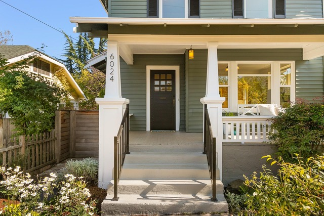 Curb Appeal includes creating a welcoming entryway