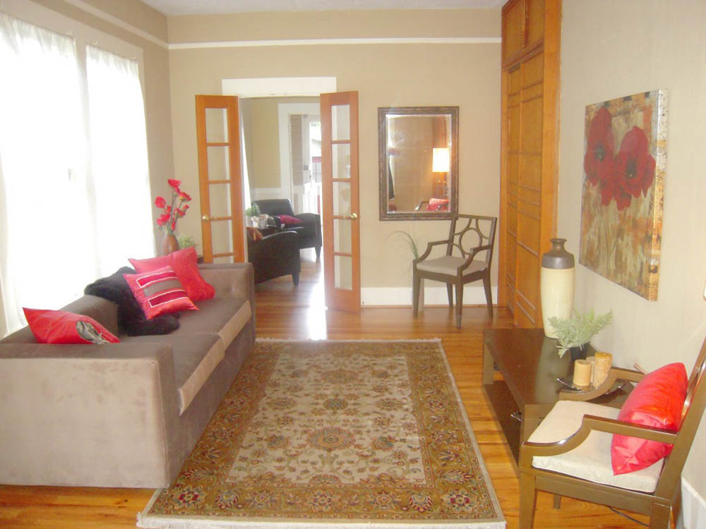 Imagine Home staging staged this home to fit the targeted buyerbuyer
