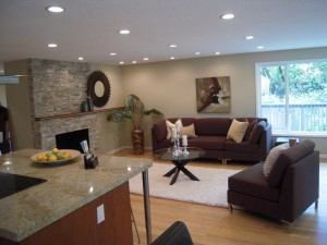 Staged listing by Imagine Home Staging and Design