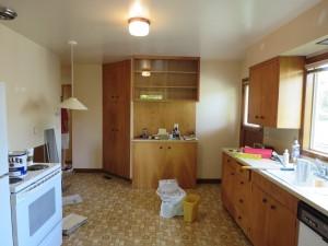 Kitchen before updates