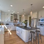 A modern take on farmhouse in this Clark County Parade of Homes staging