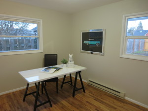 SE Portland staged office-imagine stagers