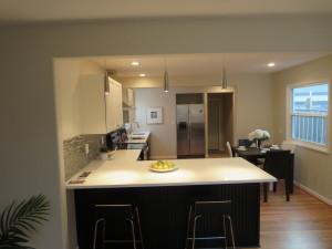 Se Portland staged kitchen -imagne stagers