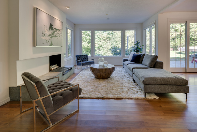 Portland's Forest Heights home staging