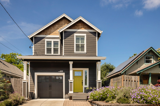 The ingredients of top notch curb appeal bring a faster sale