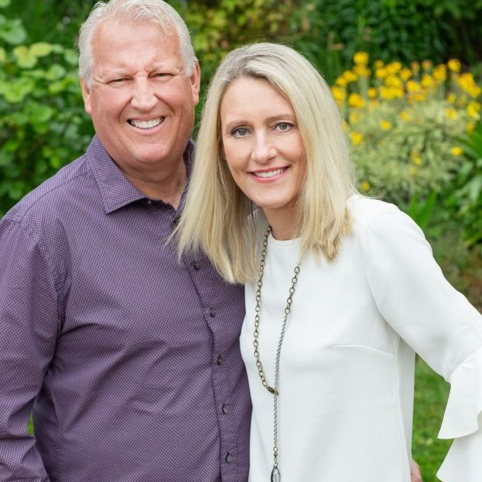 Lenny and Lisa Shipley, owners of Imagine Stagers
