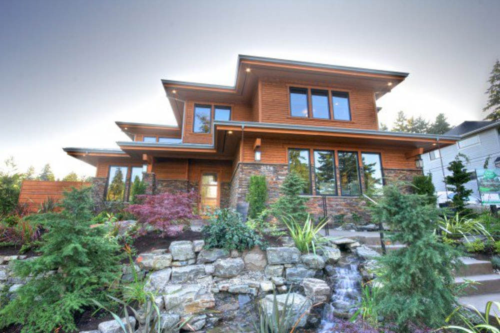 The Oregon Dream Won Peoples choice Award, Best Landscaping and Five other awards