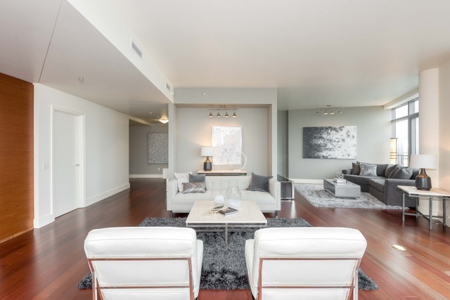 luxury penthouse in Portland Oregon